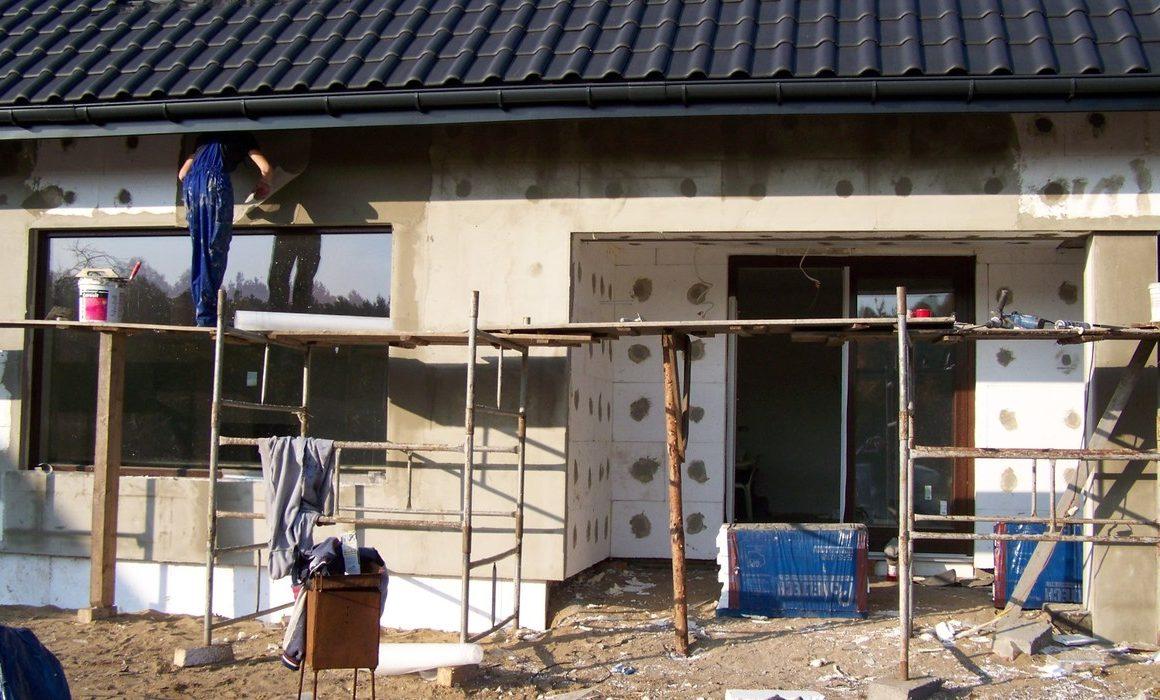 Docieplanie budynków krok pokroku