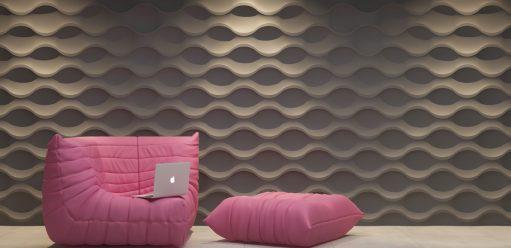 24 pomysły naciekawą dekorację ścian