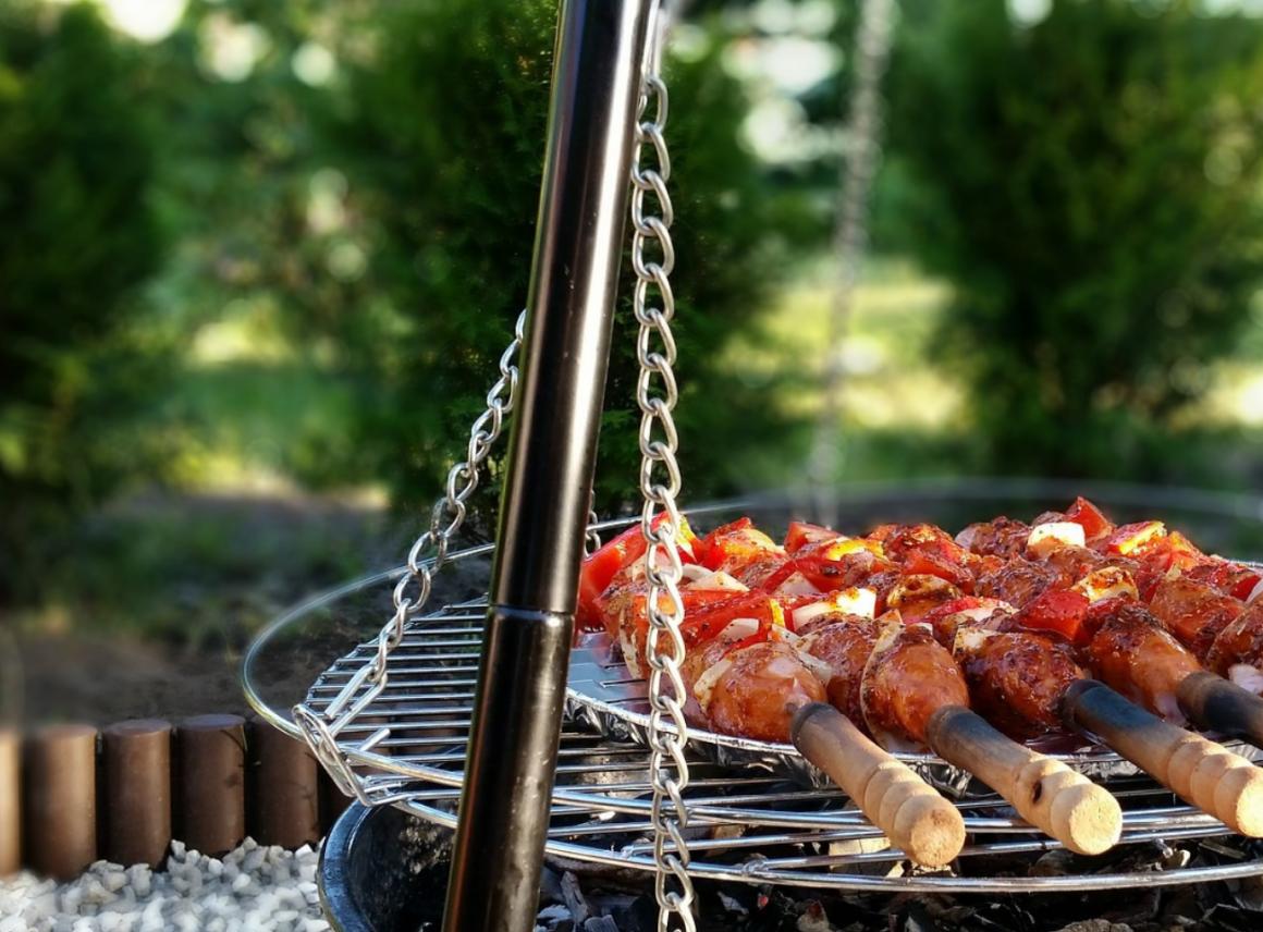 Palenisko dogrilla stworzy wTwoim ogrodzie niepowtarzalny nastrój inada potrawom wspaniały smak!