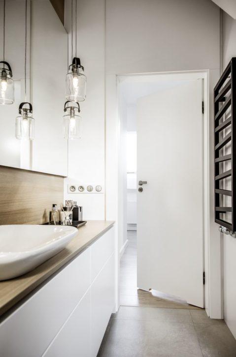 przestrzeń łazienki