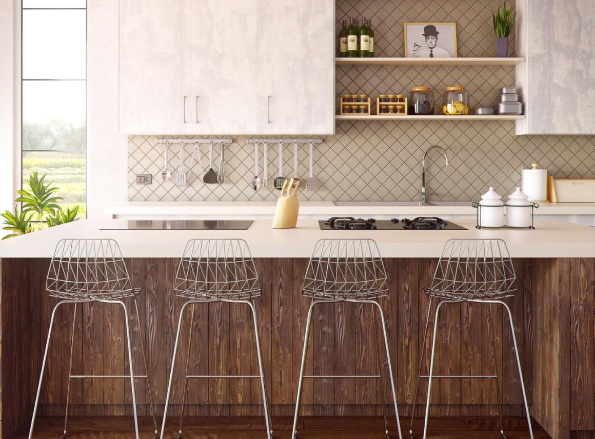 Meble domałej kuchni – rozwiązania, dzięki którymzmieścisz wszystko, co niezbędne