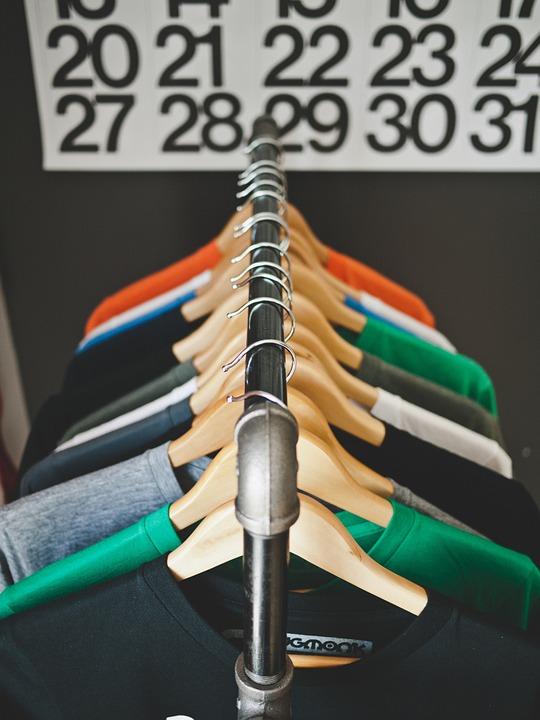 Funkcjonalna garderoba najesień izimę