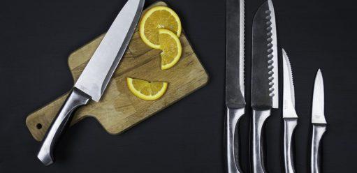 Jak ostrzyć noże kuchenne?