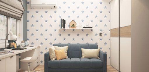 Jak funkcjonalnie oświetlić pokój dla dziecka
