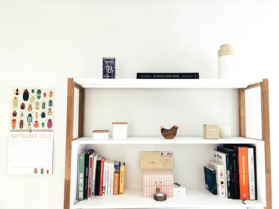 Jak urządzić biblioteczkę wdziecięcym pokoju