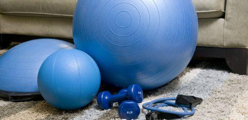 Jak stworzyć mini siłownię wdziecięcym pokoju