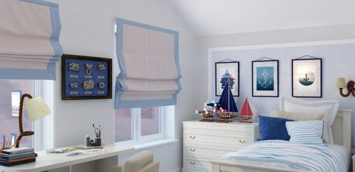 Jakie osłony okienne sprawdzą się najlepiej wpokoju dziecka