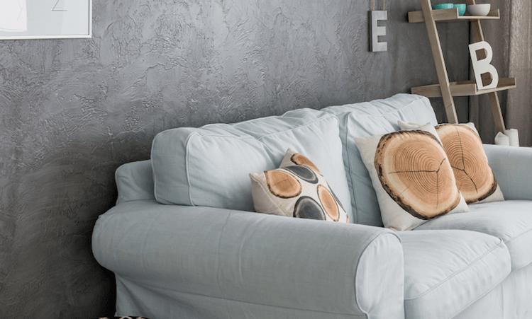 Farba strukturalna beton ibaranek – sposób naurozmaicenie klasycznych ścian
