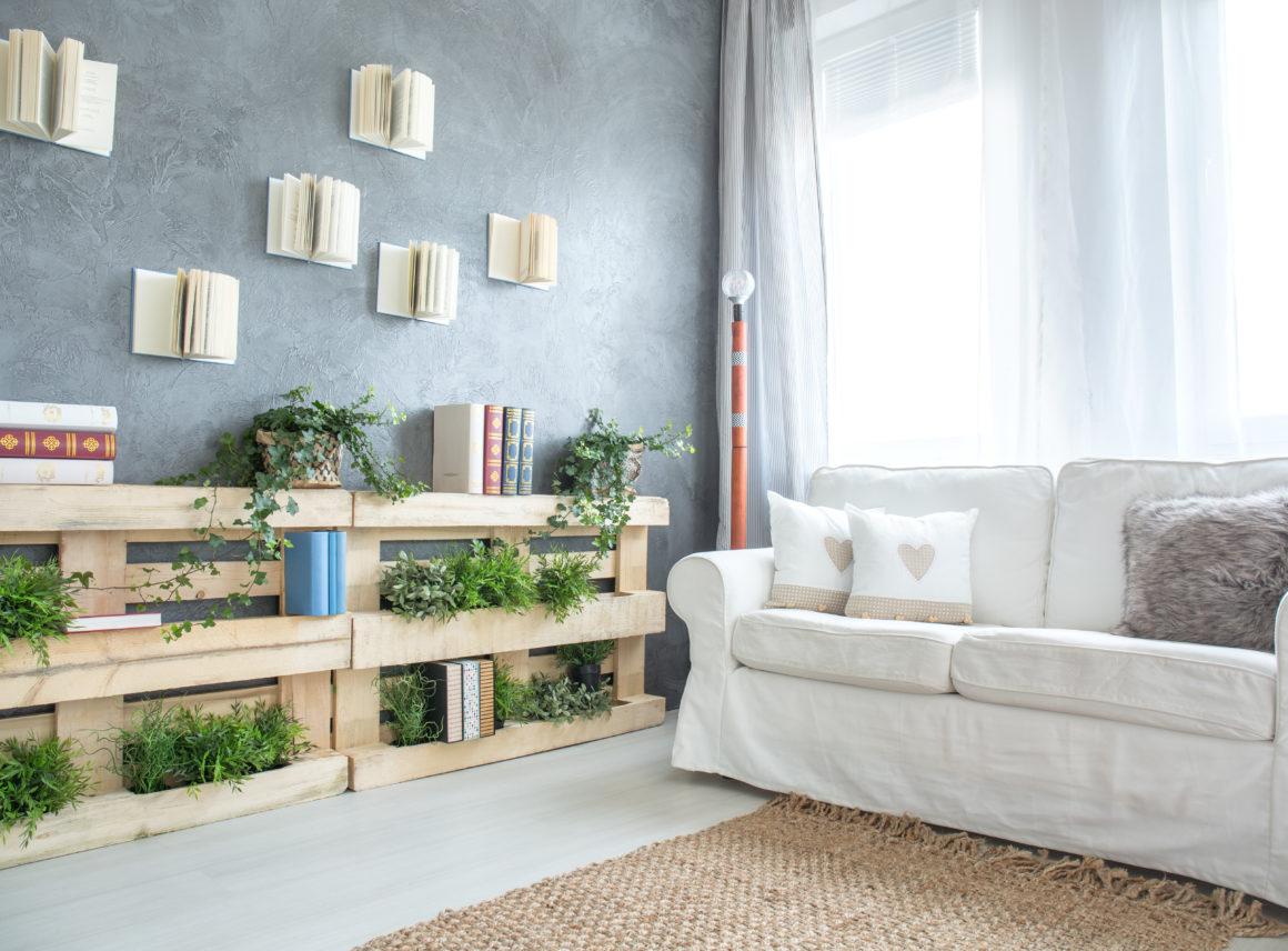 Designerskie półki, które urozmaicą Twojewnętrze