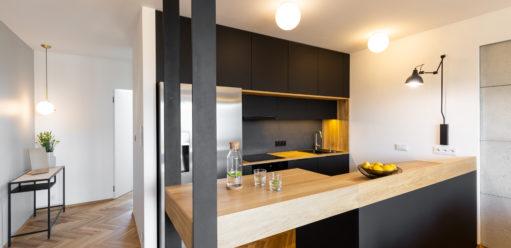 Czarno-biała kuchnia – 3 rzeczy, które powinieneś wiedzieć, zanim zaczniesz remont