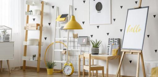 Designerskie półki naksiążki – przegląd najlepszych modeli