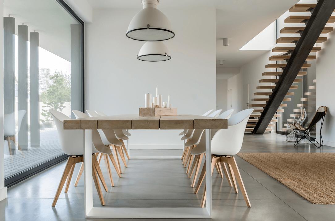 Jakie schody wybrać domieszkania dwupoziomowego?