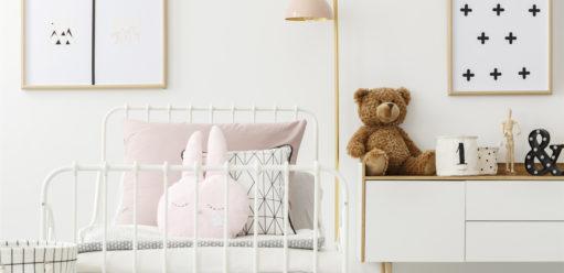 Dziecięce łóżka zantresolą inietylko– rozwiązania domałych pomieszczeń