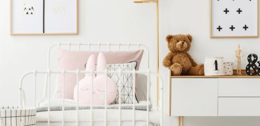 Aranżacja pokoju dziecka – jak sprawić, byrósł on wraz zpociechą?