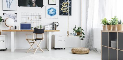 Farba magnesowa – ciekawe rozwiązanie doróżnych pomieszczeń