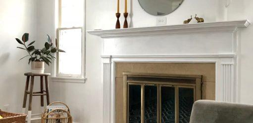 Jak ozdobić kominek, bystał się jedną zgłównych ozdób wsalonie?