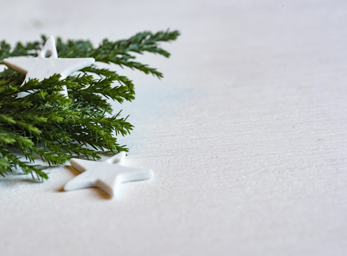 DIY – ozdoby świąteczne domieszkania, które przygotujesz samodzielnie