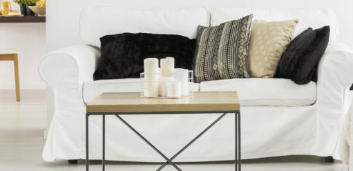 Poduszki dekoracyjne – sposób naszybkie urozmaicenie wnętrza