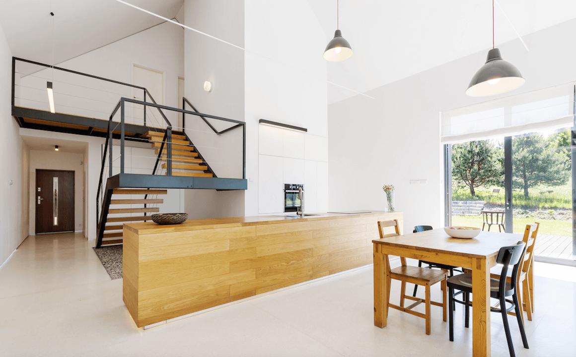 Mieszkanie zantresolą – sposób nadodatkowe metry kwadratowe
