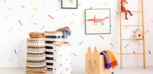 Skrzynia ikufer, czyli nowoczesne pomysły naprzechowywanie dziecięcych zabawek