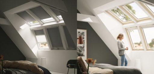 Lukarna czyokno dachowe – co wybrać?