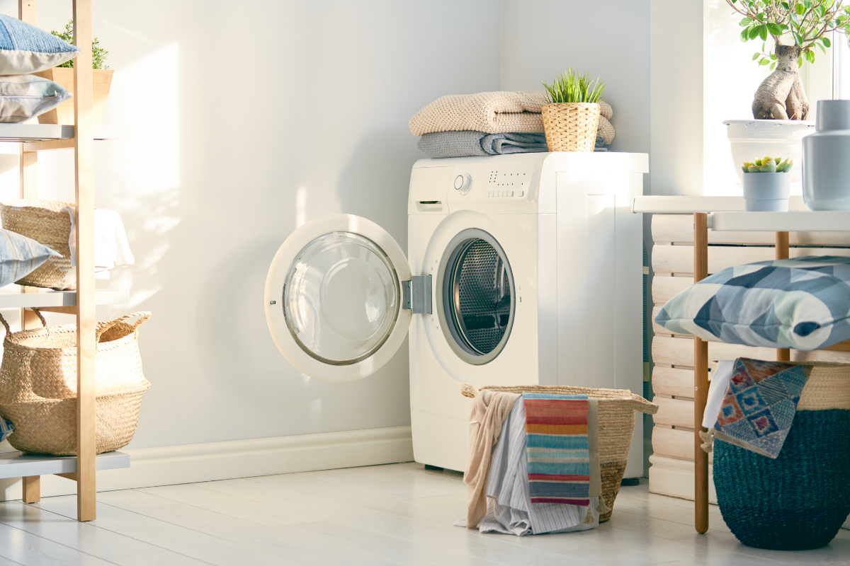 Jak urządzić pralnię wdomu? Pomysły naaranżacje