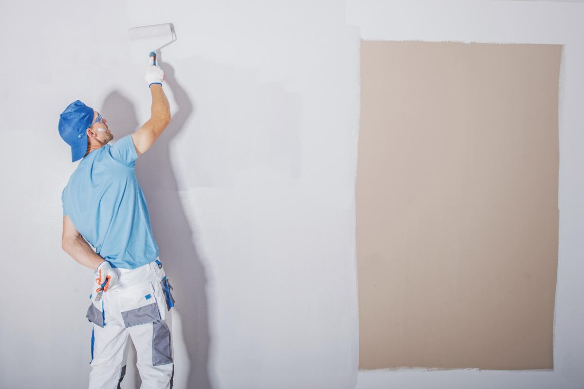 Malowanie ścian – jak dobrać kolory?