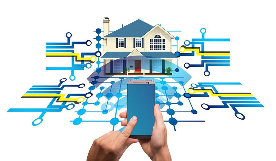 Oświetlenie jako istotny element systemu Smart House
