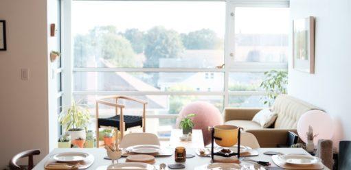 Kącik jadalniany wmałym mieszkaniu – jak zaaranżować takie miejsce?