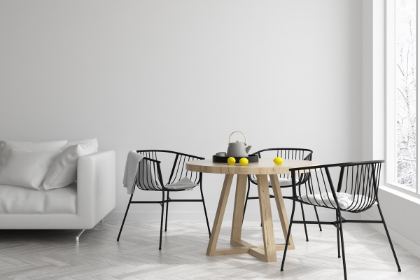 Okrągły stół dojadalni – poznaj jego zalety