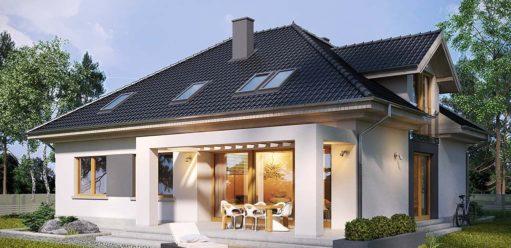 Jak wybrać odpowiedni gotowy projekt domu wpięciu krokach – poradnik