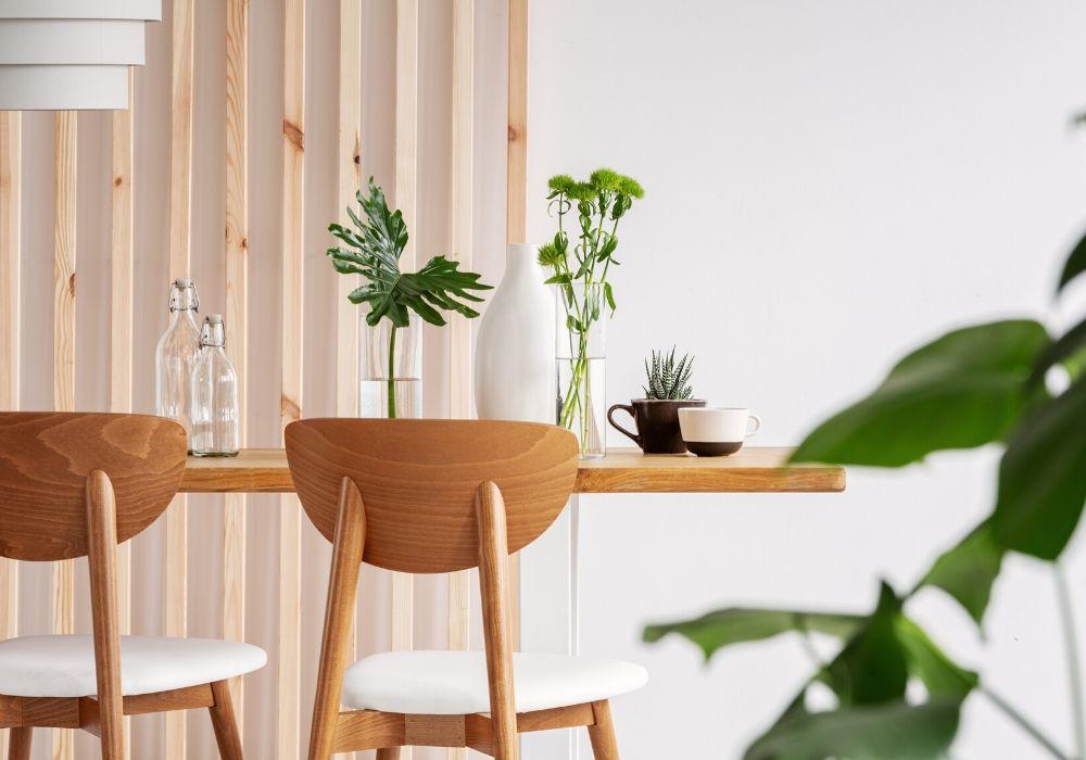 Rodzaje drewna wykorzystywane doprodukcji stołów ikrzeseł
