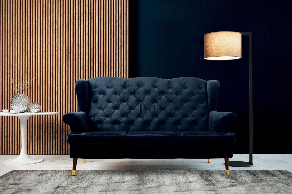 sofa wypełniona pianką