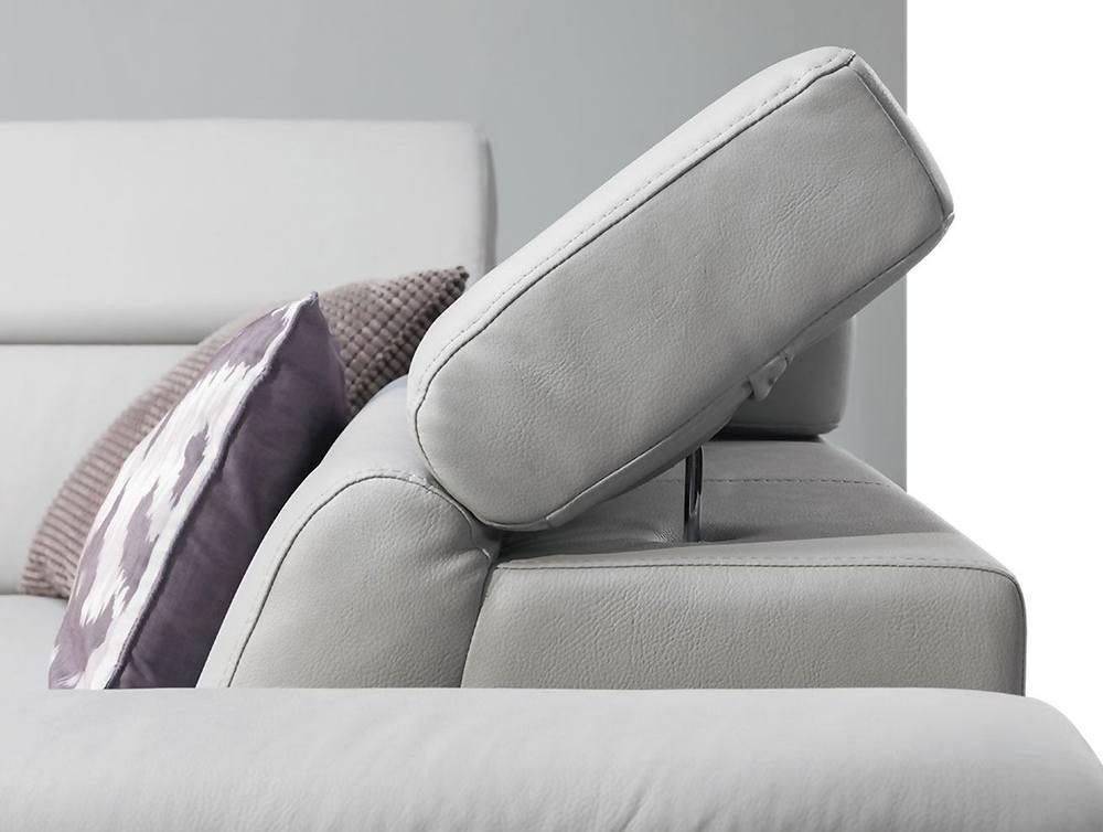 sofa zzagłówkiem