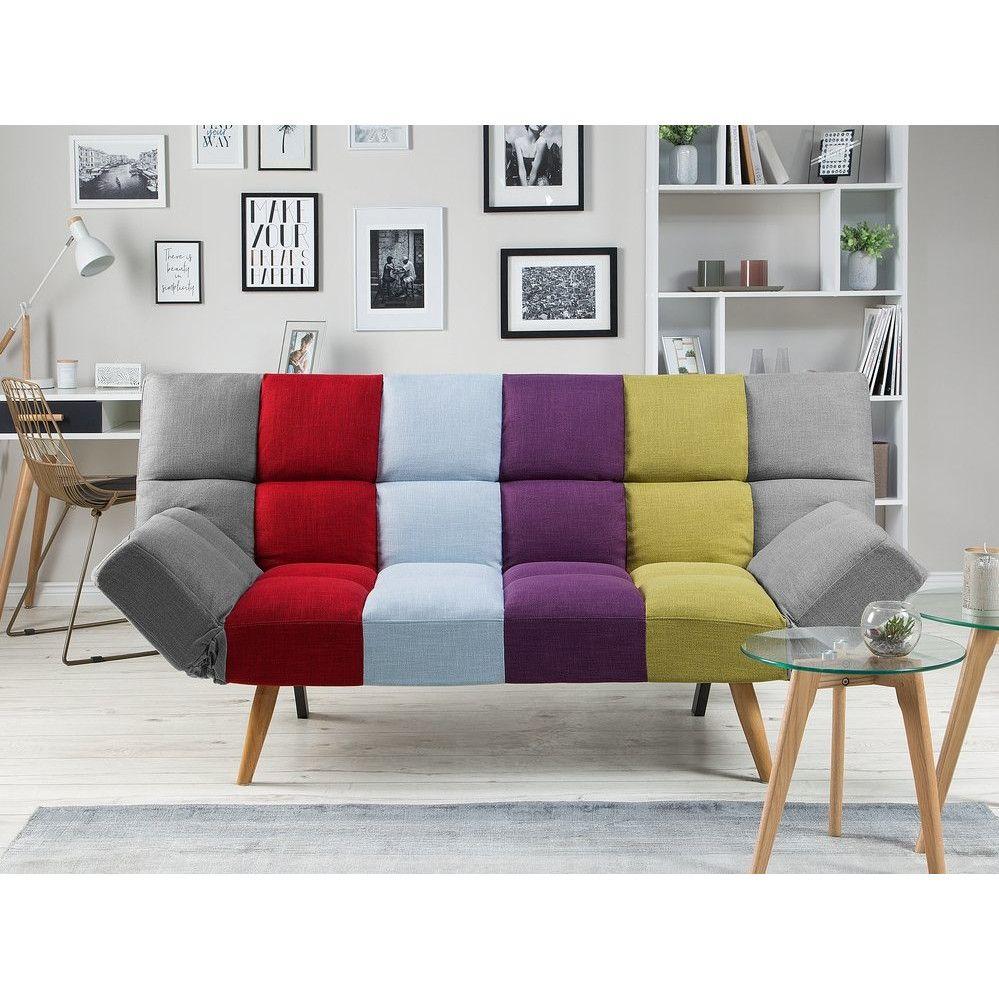 sofy kolorowe