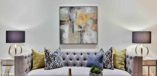 Sofa pikowana – zczym ją łączyć, aby aranżacja była udana?