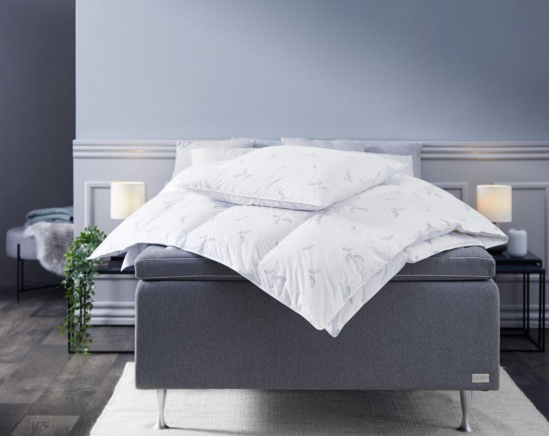 Dobra poduszka ikołdra togwarancja udanego snu
