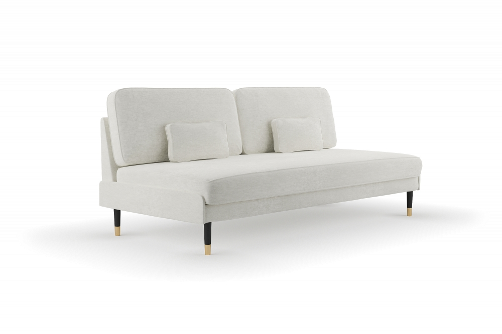 biała sofa Astana