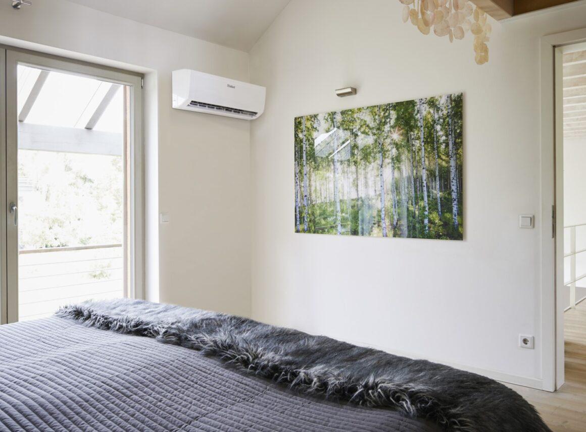 Najefektywniejsza metoda chłodzenia pomieszczeń? Wentylacja nawiewno-wywiewna wewspółpracy zpompą ciepła