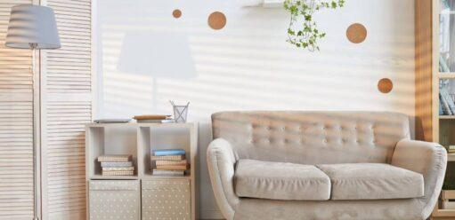 Elementy składowe sofy – zczego składają się meble tapicerowane?
