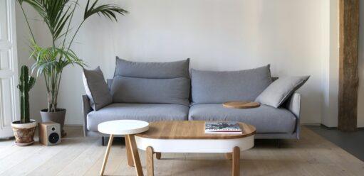 Sofa wnieustawnym pomieszczeniu – gdzie ją usytuować?