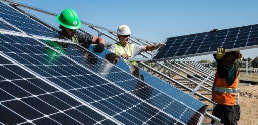 Zastosowanie paneli słonecznych