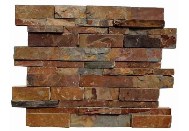 kamienne panele ścienne