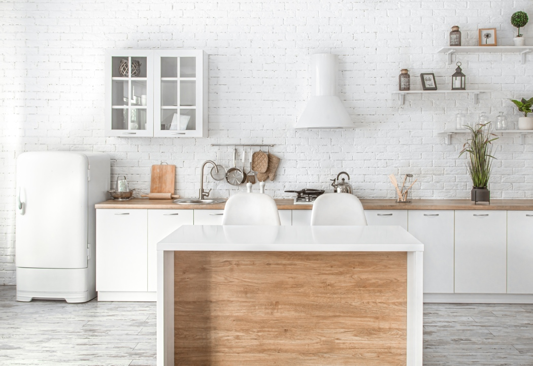 Jak szybko odświeżyć wnętrze kuchni?
