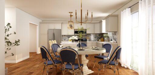 Jaki stół wybrać domałego salonu?