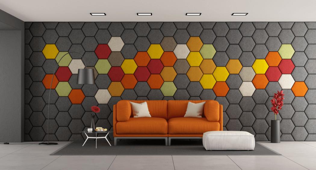 ściany wsalonie 3d