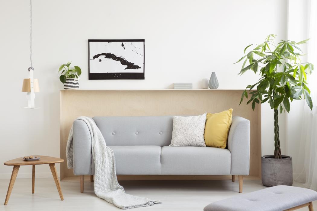 Sofa wstylu skandynawskim – najakie czynniki zwrócić uwagę przy jej wyborze?
