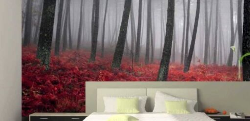 Fototapety nawymiar – sposób naoryginalną aranżację wmieszkaniu