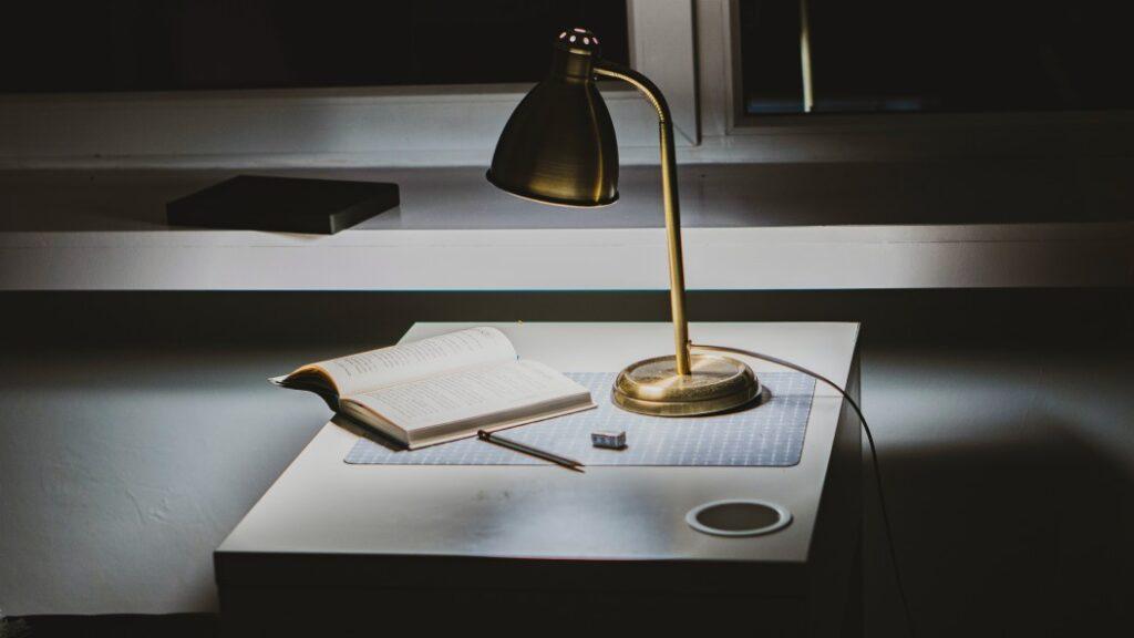 lampa doczytania dla dzieci