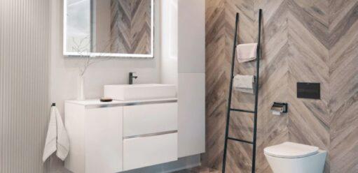 Innowacyjna konstrukcja Rimless wnowoczesnych miskach WC